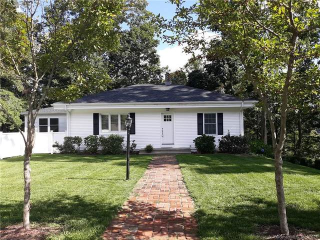 75 Mountain View Terrace, North Branford, CT 06472 (MLS #170433562) :: GEN Next Real Estate