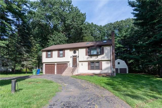 58 Walnut Drive, Windsor, CT 06095 (MLS #170433649) :: Kendall Group Real Estate | Keller Williams