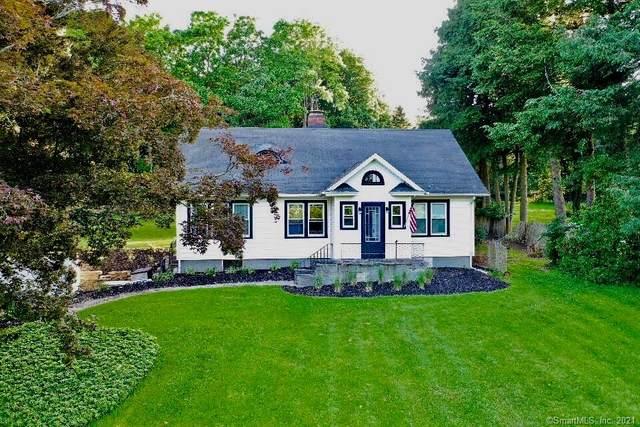 12 Elm Drive, Newtown, CT 06470 (MLS #170433698) :: GEN Next Real Estate