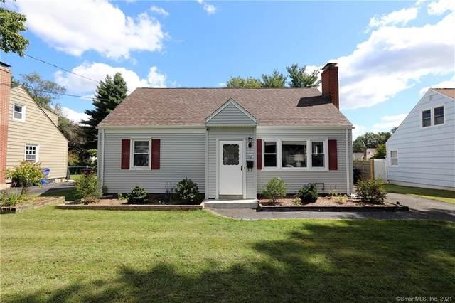 112 Randal Avenue, West Hartford, CT 06110 (MLS #170433949) :: GEN Next Real Estate