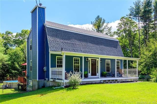 62 Bingham Road, Canterbury, CT 06331 (MLS #170434665) :: Linda Edelwich Company Agents on Main