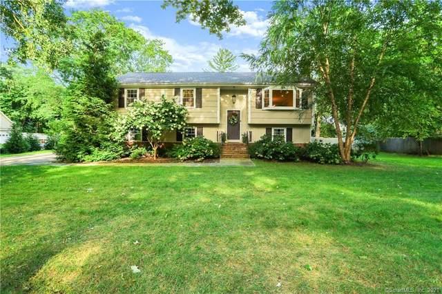 21 Stanton Drive, Stamford, CT 06902 (MLS #170434751) :: Kendall Group Real Estate | Keller Williams