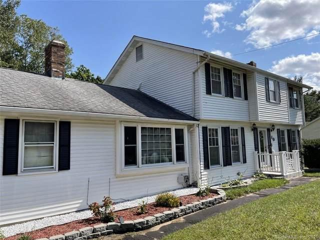 10 Settler Circle, Windsor, CT 06095 (MLS #170435020) :: Michael & Associates Premium Properties   MAPP TEAM