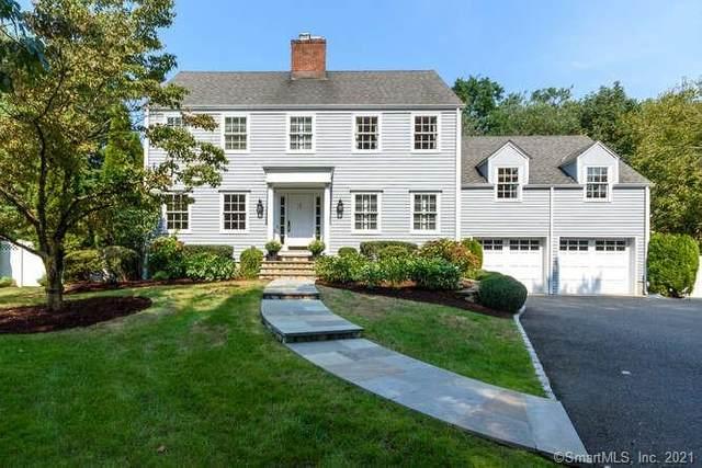 48 Tulip Tree Lane, Darien, CT 06820 (MLS #170435050) :: GEN Next Real Estate