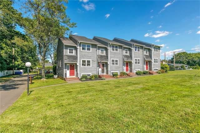 246 Tunxis Hill Cut Off #246, Fairfield, CT 06825 (MLS #170435122) :: GEN Next Real Estate