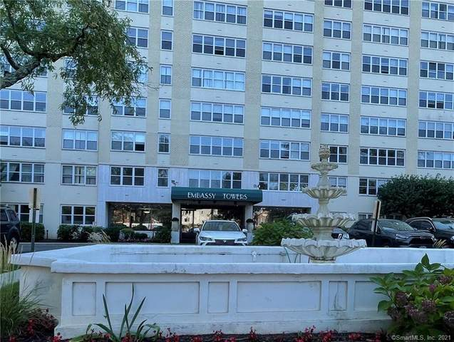 2625 Park Avenue 15H, Bridgeport, CT 06604 (MLS #170435165) :: GEN Next Real Estate