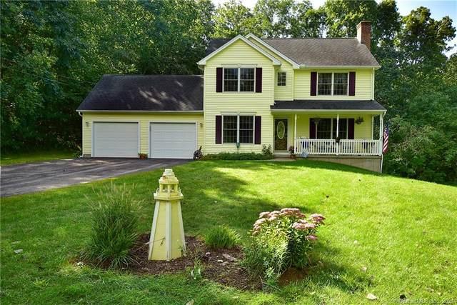41 Greaves Rd West, Stafford, CT 06076 (MLS #170435223) :: Kendall Group Real Estate | Keller Williams