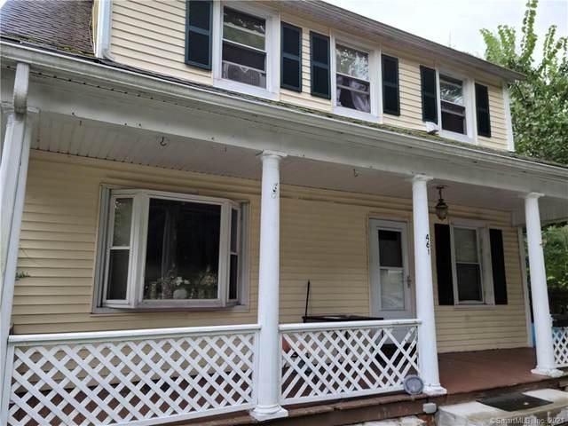 461 Boswell Avenue, Norwich, CT 06360 (MLS #170435281) :: GEN Next Real Estate