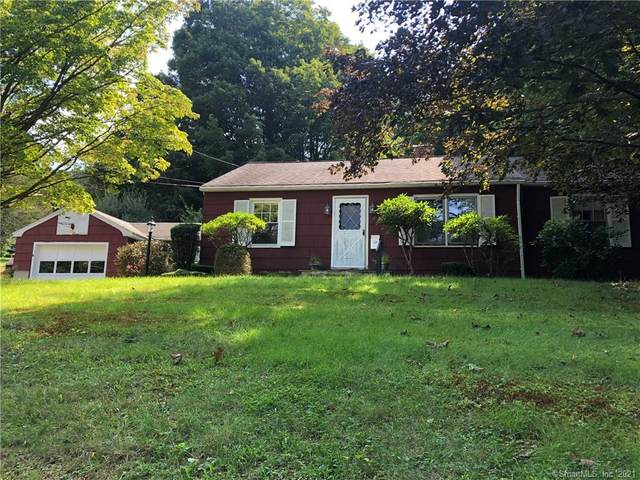 2 Spruce Mountain Terrace, Danbury, CT 06810 (MLS #170435531) :: Chris O. Buswell, dba Options Real Estate