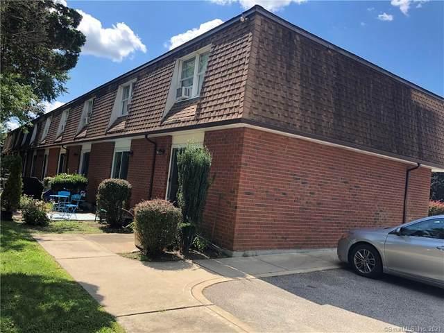 70 Brown Avenue #14, Griswold, CT 06351 (MLS #170435711) :: GEN Next Real Estate