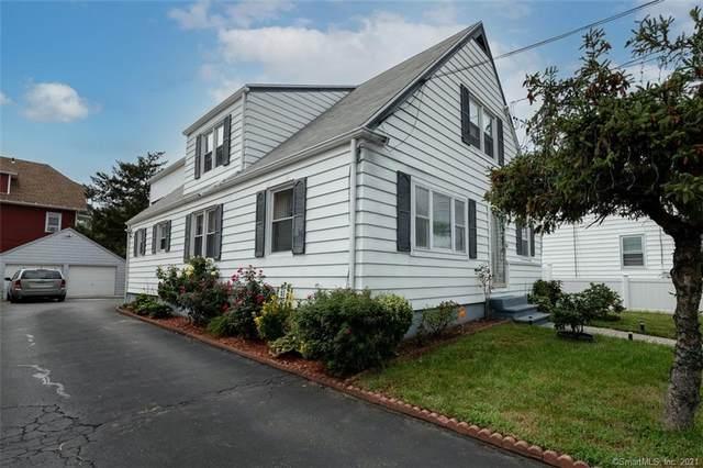 595 Huntington Road, Bridgeport, CT 06610 (MLS #170435861) :: GEN Next Real Estate