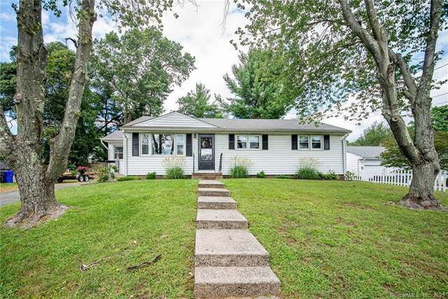 11 Play Road, Enfield, CT 06082 (MLS #170436151) :: Chris O. Buswell, dba Options Real Estate