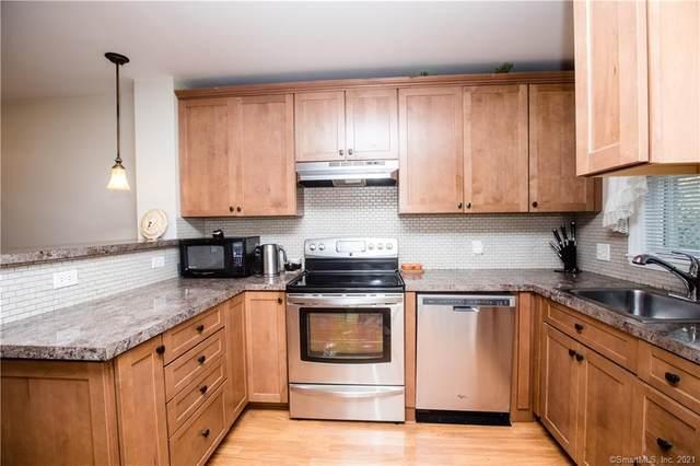 256 Washington Boulevard #15, Stamford, CT 06902 (MLS #170436445) :: GEN Next Real Estate
