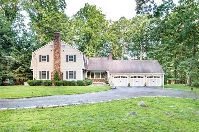 58 Heritage Lane, Stamford, CT 06903 (MLS #170436670) :: Kendall Group Real Estate | Keller Williams