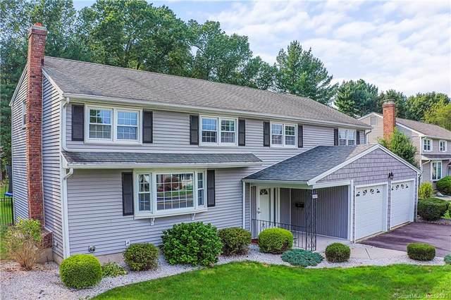 469 Coppermill Road, Wethersfield, CT 06109 (MLS #170436859) :: GEN Next Real Estate