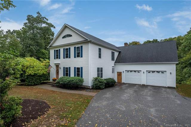 15 Southwinds Road, East Haddam, CT 06469 (MLS #170436933) :: Chris O. Buswell, dba Options Real Estate