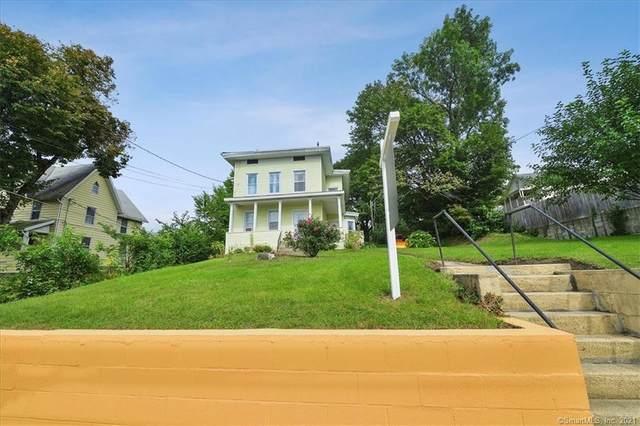 85 Town Hill Avenue, Danbury, CT 06810 (MLS #170437517) :: Linda Edelwich Company Agents on Main