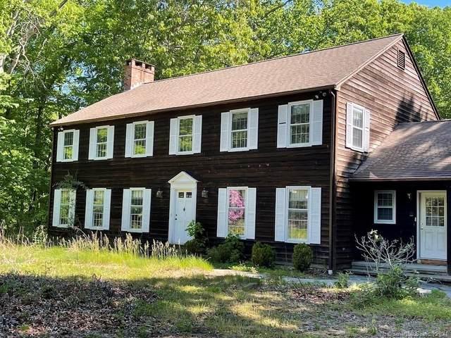 8 Heath Spur, Ledyard, CT 06339 (MLS #170437612) :: Chris O. Buswell, dba Options Real Estate
