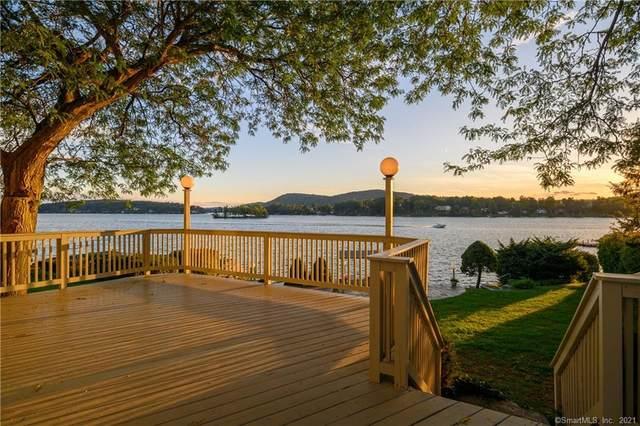 90 S Lake Shore Drive, Brookfield, CT 06804 (MLS #170437632) :: Michael & Associates Premium Properties   MAPP TEAM