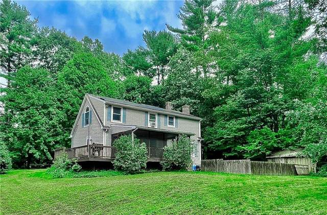 17 Hilltop Drive, Woodstock, CT 06282 (MLS #170438235) :: Chris O. Buswell, dba Options Real Estate