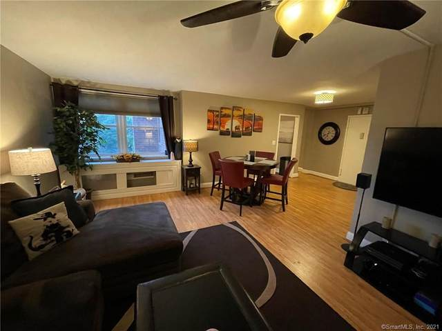 54 W North Street #319, Stamford, CT 06902 (MLS #170438295) :: Around Town Real Estate Team
