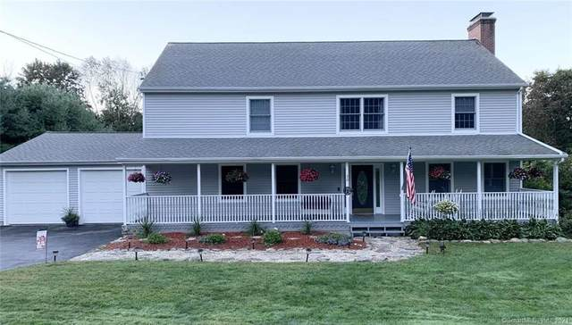 30 Fox Hill Road, Pomfret, CT 06259 (MLS #170438297) :: Chris O. Buswell, dba Options Real Estate