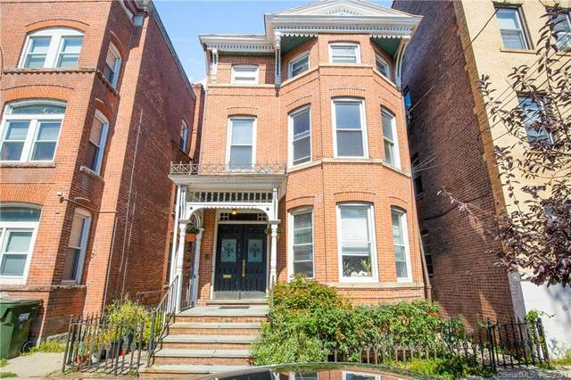 195 Wooster Street #2, New Haven, CT 06511 (MLS #170438394) :: Around Town Real Estate Team