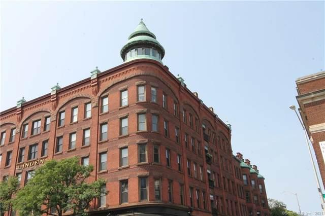1 Linden Place #509, Hartford, CT 06103 (MLS #170438509) :: The Higgins Group - The CT Home Finder
