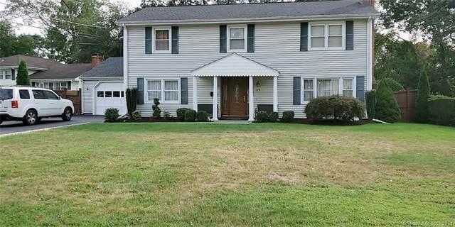17 Clara Drive, Norwalk, CT 06851 (MLS #170438576) :: Kendall Group Real Estate   Keller Williams