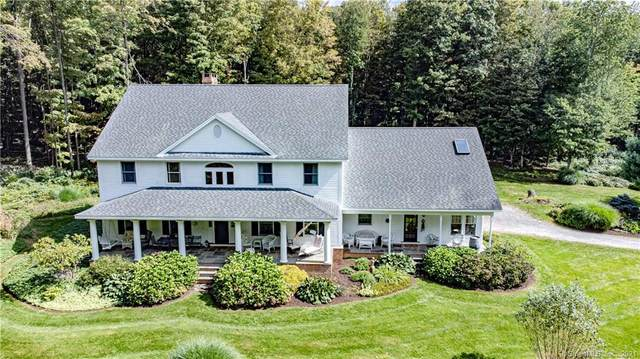 156 Carrington Road, Bethany, CT 06524 (MLS #170438642) :: GEN Next Real Estate