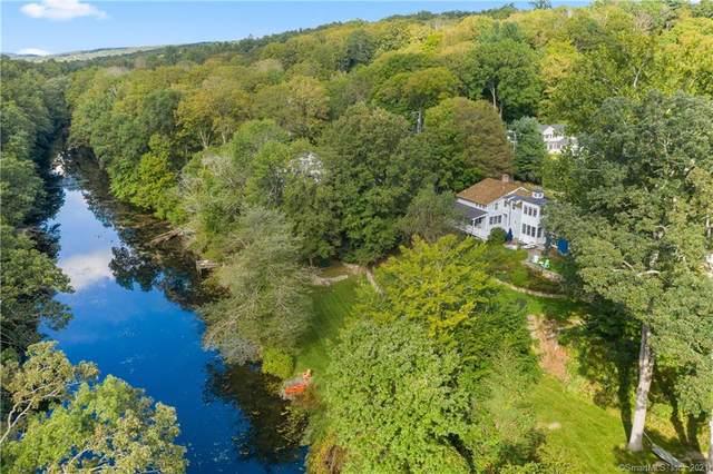 130 Lyons Plain Road, Weston, CT 06883 (MLS #170438693) :: Kendall Group Real Estate | Keller Williams