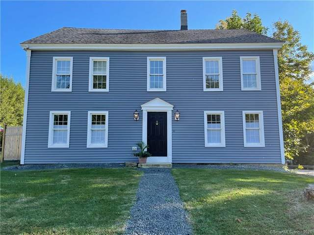 1 Library Road, Canterbury, CT 06331 (MLS #170438799) :: Linda Edelwich Company Agents on Main