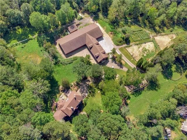 253 Newton Road, Woodbridge, CT 06525 (MLS #170439005) :: GEN Next Real Estate