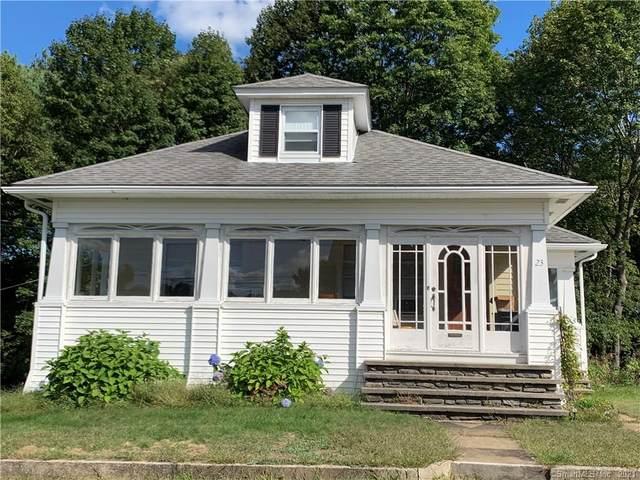 23 Vandall Street, Thompson, CT 06255 (MLS #170439152) :: Chris O. Buswell, dba Options Real Estate