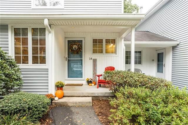 14 Willow Brook Drive #14, Glastonbury, CT 06033 (MLS #170439238) :: Chris O. Buswell, dba Options Real Estate