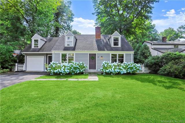 22 Summit Road, Greenwich, CT 06878 (MLS #170439278) :: Forever Homes Real Estate, LLC