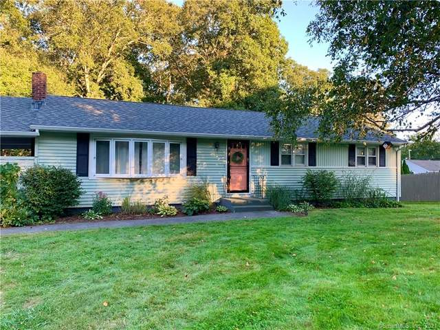 70 Bel Aire Drive, Groton, CT 06355 (MLS #170439289) :: Linda Edelwich Company Agents on Main