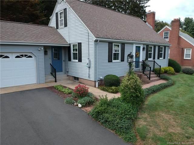 71 Jacobs Terrace, Middletown, CT 06457 (MLS #170439368) :: Kendall Group Real Estate | Keller Williams
