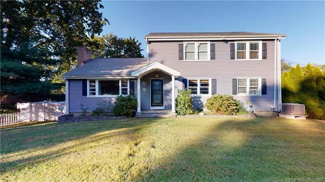 439 Church Hill Road, Trumbull, CT 06611 (MLS #170439499) :: Chris O. Buswell, dba Options Real Estate