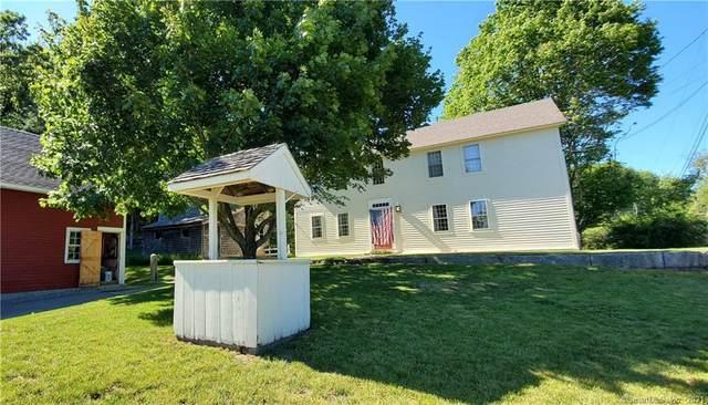 85 Lambtown Road, Ledyard, CT 06339 (MLS #170439535) :: Kendall Group Real Estate | Keller Williams