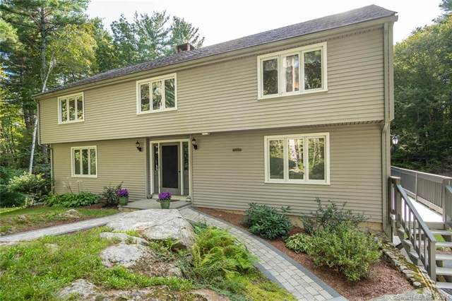 16 Hanson Road, Canton, CT 06019 (MLS #170439806) :: Michael & Associates Premium Properties   MAPP TEAM