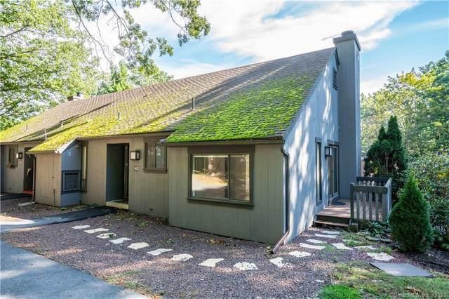142 Mallard Drive #142, Avon, CT 06001 (MLS #170440360) :: Chris O. Buswell, dba Options Real Estate