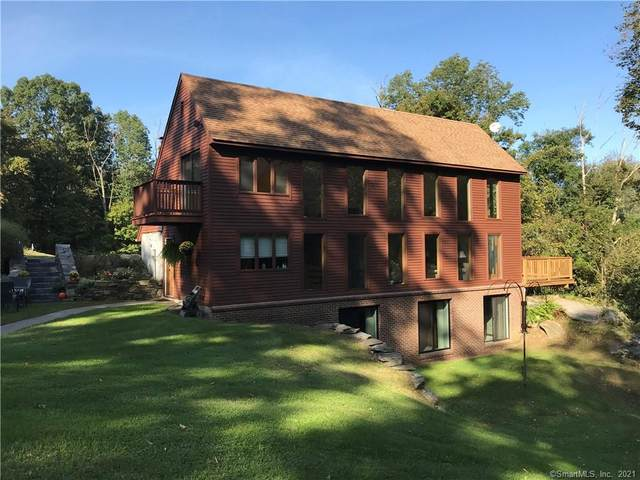 53 Phinney Lane, Canterbury, CT 06331 (MLS #170440837) :: Linda Edelwich Company Agents on Main