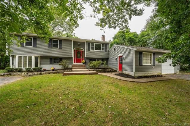 32 Washington Drive, Ledyard, CT 06335 (MLS #170440906) :: Chris O. Buswell, dba Options Real Estate