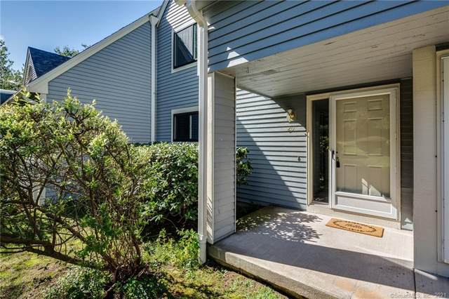 20 Wood Duck Lane #20, Simsbury, CT 06081 (MLS #170441172) :: Chris O. Buswell, dba Options Real Estate