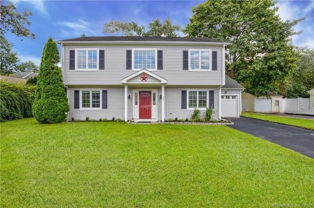 124 Crystal Lake Road, Stamford, CT 06905 (MLS #170441219) :: Michael & Associates Premium Properties   MAPP TEAM