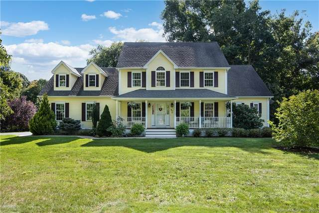 2 Young Court, Preston, CT 06365 (MLS #170441237) :: Next Level Group