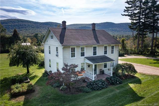 176 Lower Road, North Canaan, CT 06024 (MLS #170441326) :: Chris O. Buswell, dba Options Real Estate