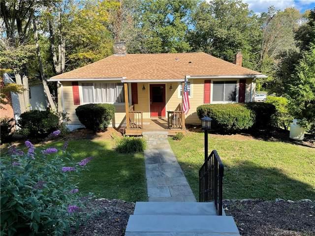 124 Ball Pond Road, New Fairfield, CT 06812 (MLS #170441443) :: Michael & Associates Premium Properties | MAPP TEAM