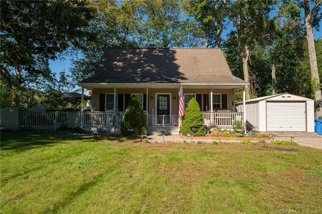 35 Harvard Terrace, Ledyard, CT 06335 (MLS #170441559) :: Chris O. Buswell, dba Options Real Estate